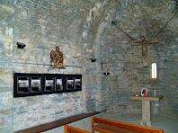 Interior de Sant Martí Xic