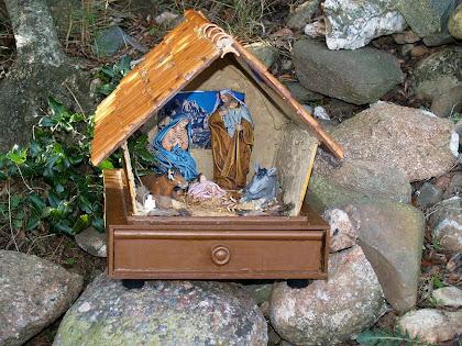 El Pessebre 2010 al Coll de Tres Creus