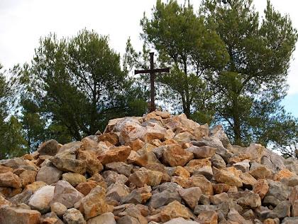 La Creu del Coll de Can Barceló
