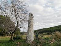 Monòlit de carbur de Can Barceló