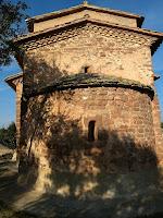 Absis de la capella de Sant Ponç