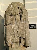 Restes del monument dedicat al bisbe Morgades