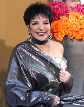 Hacked: Liza Minnelli Nude