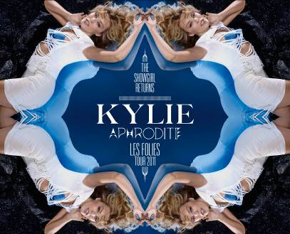 Kylie Minogue Les Foiles Tour 2011