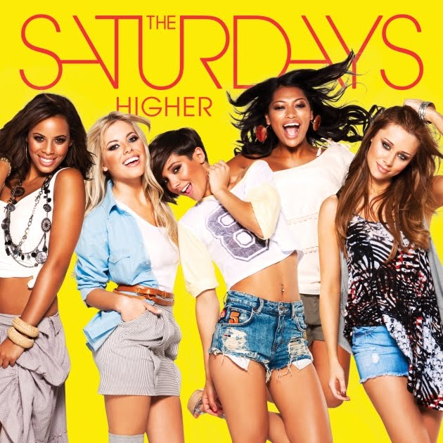 The Saturdays feat. Flo Rida Higher