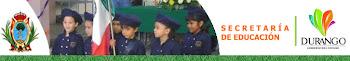 Sitio Oficial de la Secretaría de Educación Durango