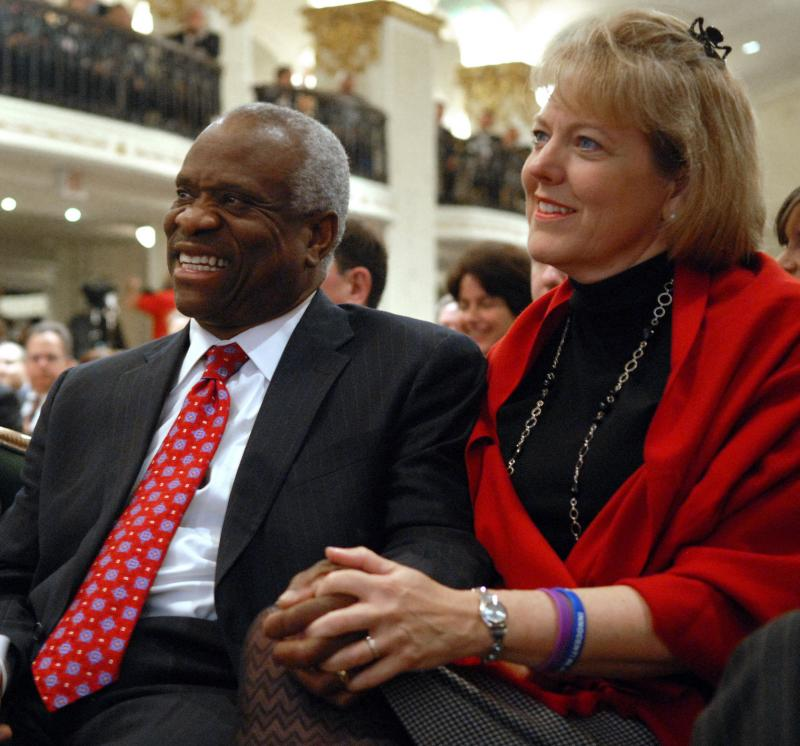the life and times of clarence thomas Supreme court justice clarence thomas has denied a new sexual harassment  accusation leveled against him by a one-time female dinner.