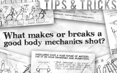 Tips on Body Mechanics