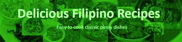 Delicious Filipino Recipes