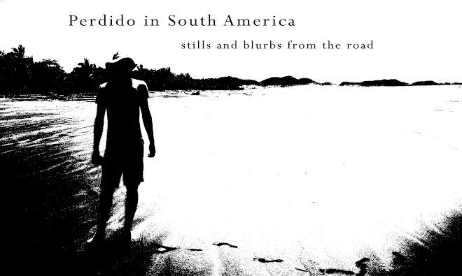Perdido in South America