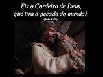 Ele levou a Cruz por causa de nossos pecados