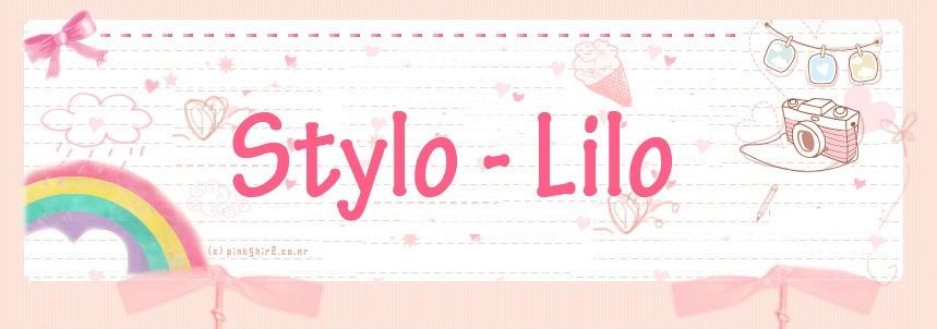 stylo-lilo ♥