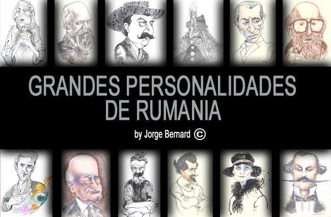 Grandes Personalidades de Rumania