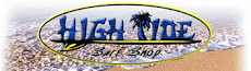 High Tide Surf Shop  Tybee Island, Ga.
