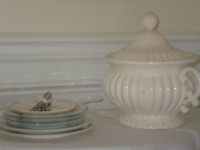 A Collection of White Dishes~always!!!