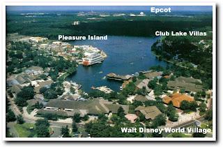 Lake Buena Vista Resort Community  Walt Disney World Village