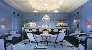 The Blue Bar, London's Berkeley Hotel