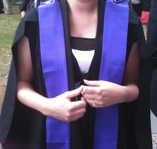 Vivienne Westwood graduation gowns, Kings