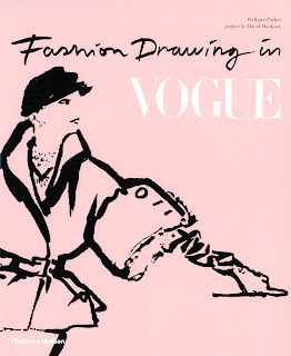Fashion Drawing in Vogue, William Parker and David Hockney