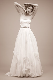 May Blossom dress, Jenny Packham bridal
