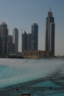 Dubai Mall fountain, Dubai
