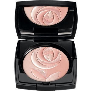 Lancome's La Rose Deco blush