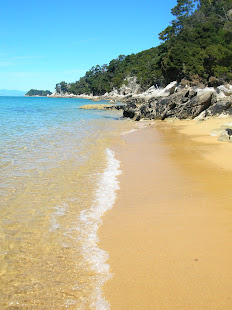 The Abel Tasman National park, New Zealand
