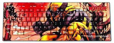 Teclado Wolverine
