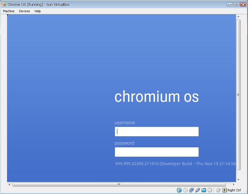 Download Google Chrome OS