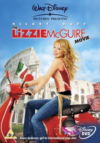 Lizzie Mcguire Movie. The Lizzie McGuire Movie