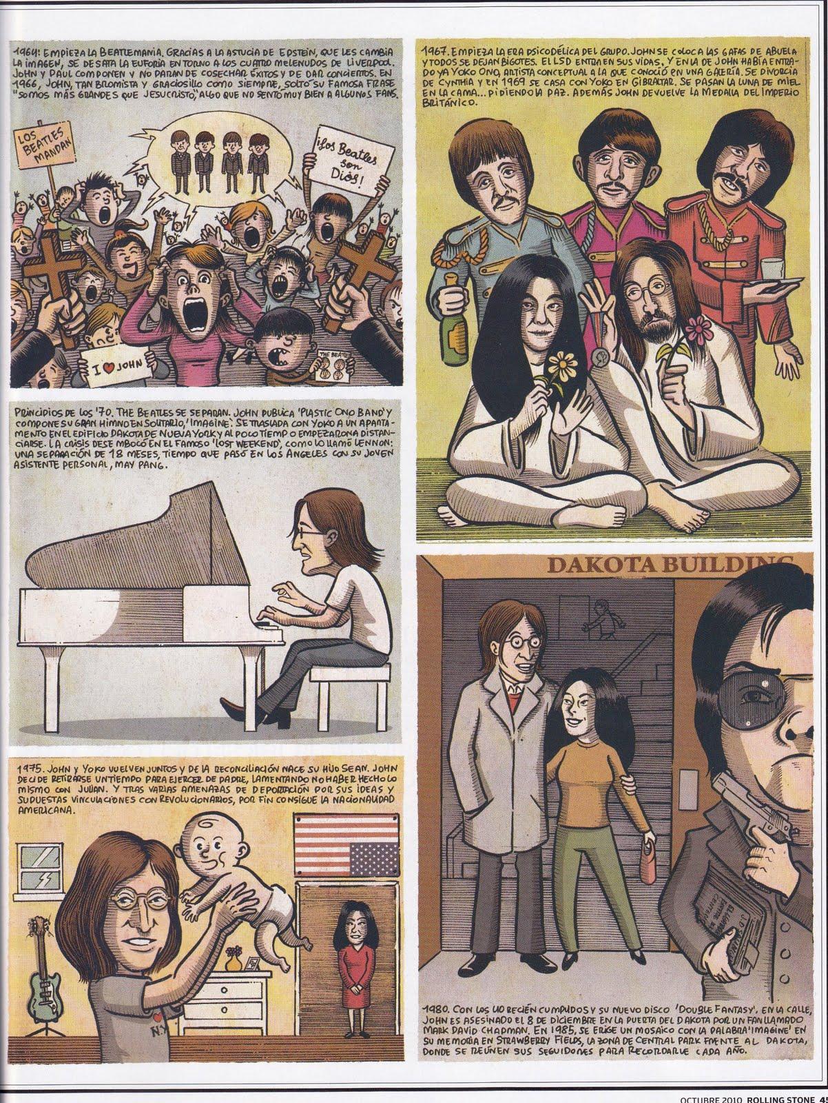 John Lennon Rolling Stone Interview John Lennon Rolling Stone