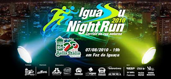 Night Run en Foz de Yguazú