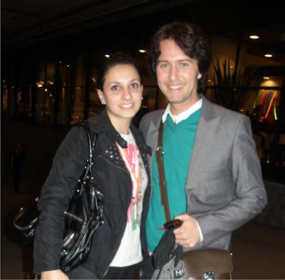 Sufl de canela mini entrevista com arlindo grund for Muralha e sua esposa