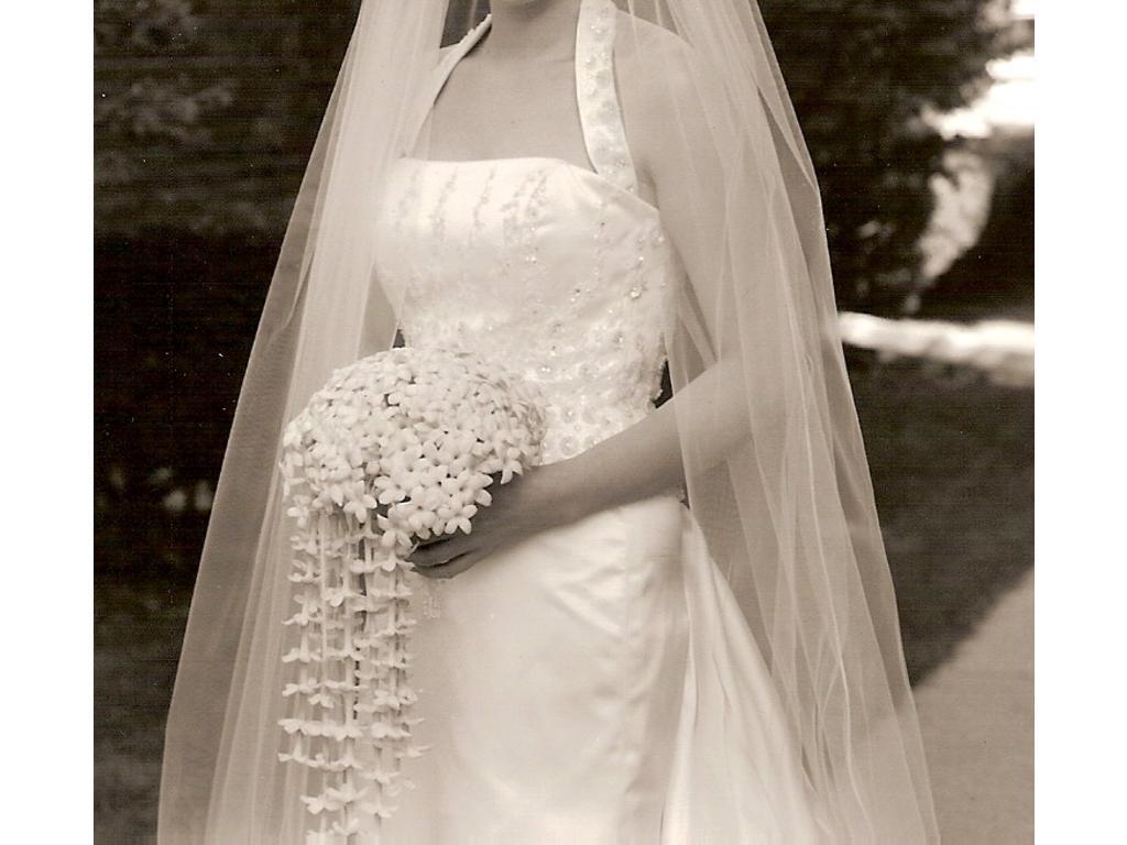 Manale wedding dress