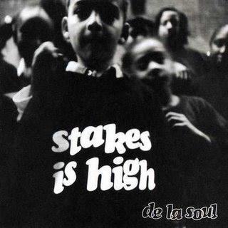 Dernier CD/VINYLE/DVD acheté ? - Page 38 De+La+Soul+-+Stakes+Is+High