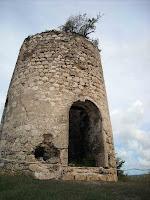 moulin de ménard Marie Galante