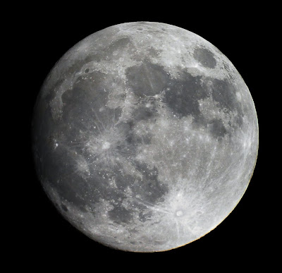 Beyond Our Planet - Moon -1