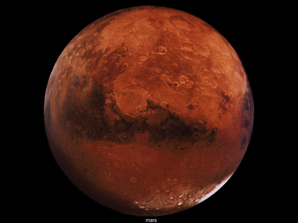 facts on the planet mars Photo