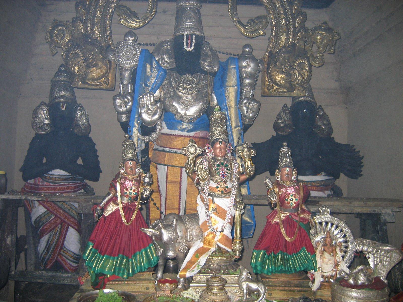 Sri Devadhirajan Perumal Temple (Therezhundur), Mayiladuthurai - Divya Desam 20