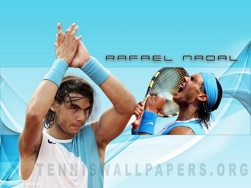 tennis rafael nadal wallpaper. rafael nadal wallpapers
