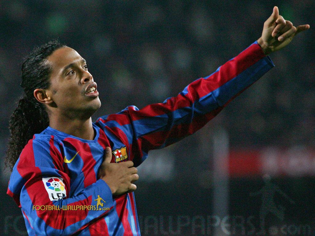 Ronaldinho Soccer Quotes People - Ronaldinho
