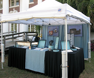 Kathryn Riechertu0027s gorgeous display with PVC tent weights in place : canopy weights - memphite.com