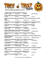 Halloween Trivia Questions