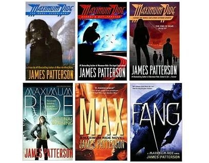 Maximum ride book 5 read online
