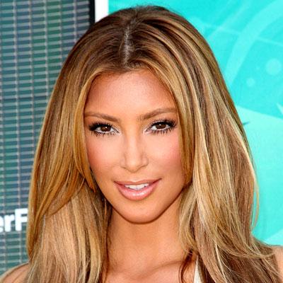 Kardashian Hair Color on Luxo Total  Especial Cabelos   Celebridades   Comprido E Lisos