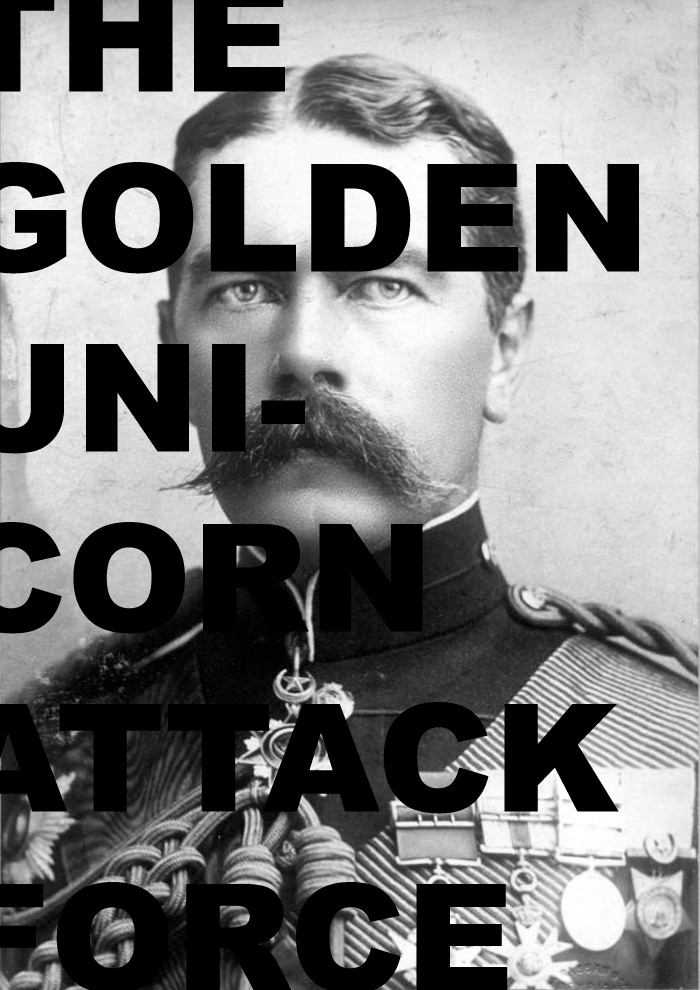 The Golden Unicorn Attack Force