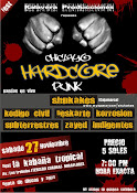 CHICLAYO HARDCORE PUNK FEST