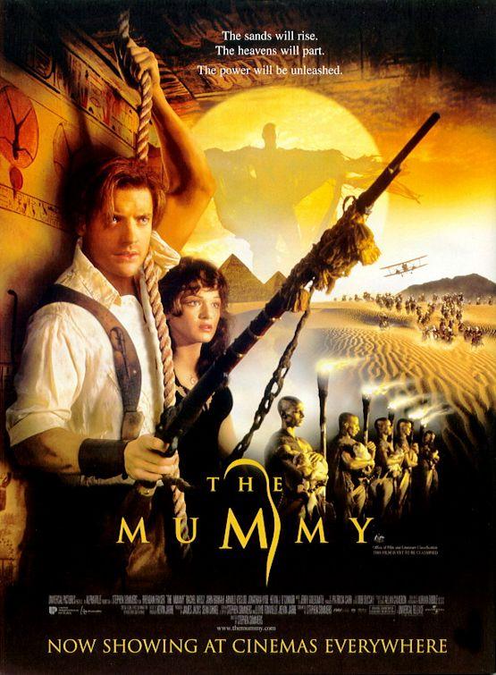 Посмотреть фильм Мумия на планшете