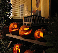 Zombie Pumpkins! • View topic - Black lab dog carving pattern?