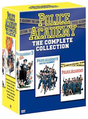 Filme Poster Loucademia de Polícia BOXSET [7 Filmes] DVDRip XviD Dual Audio